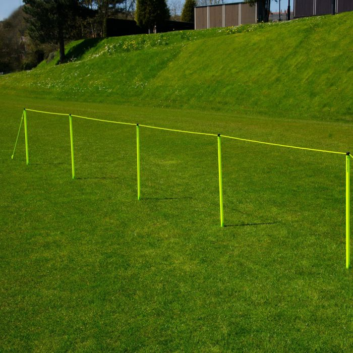 60m or 120 Rugby Crowd Control System