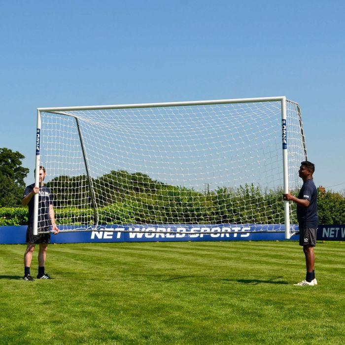 Super Lightweight Aluminum Soccer Goals