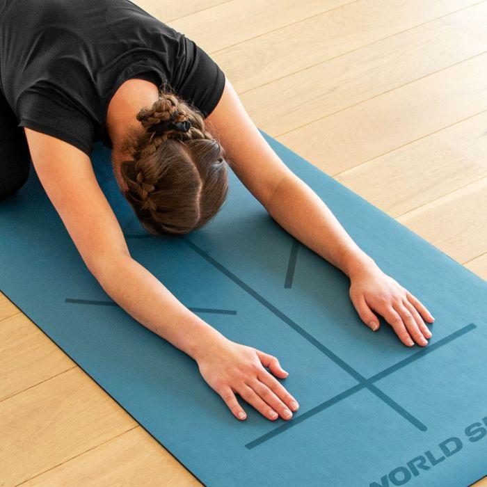 Alignment Design Yoga Mat
