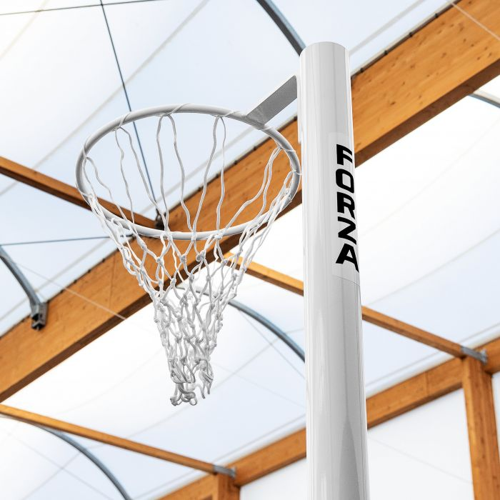 80mm Weatherproof Netball Posts