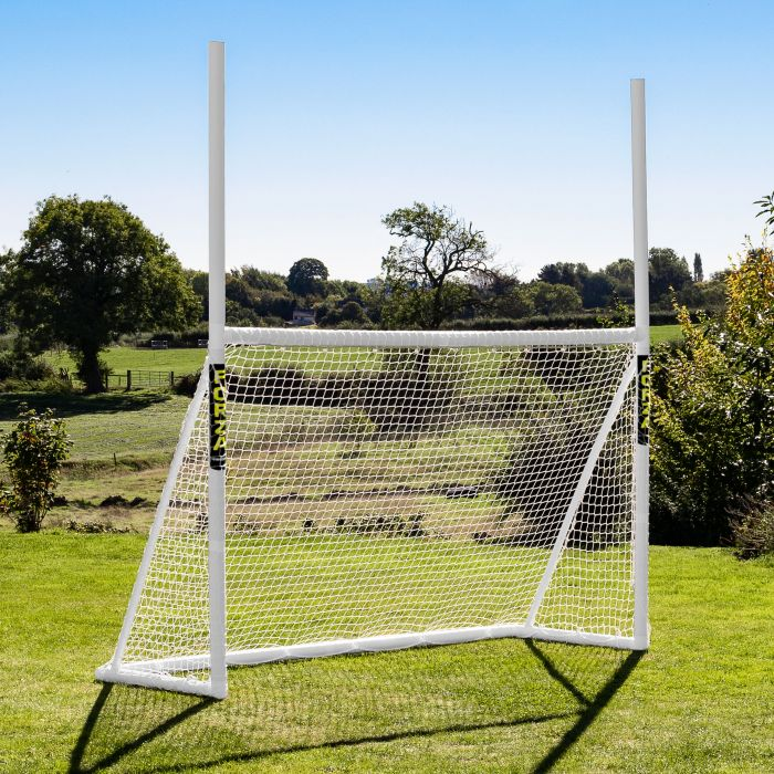 High-Quality Combi Rugby & Football Goal Posts | Net World Sports