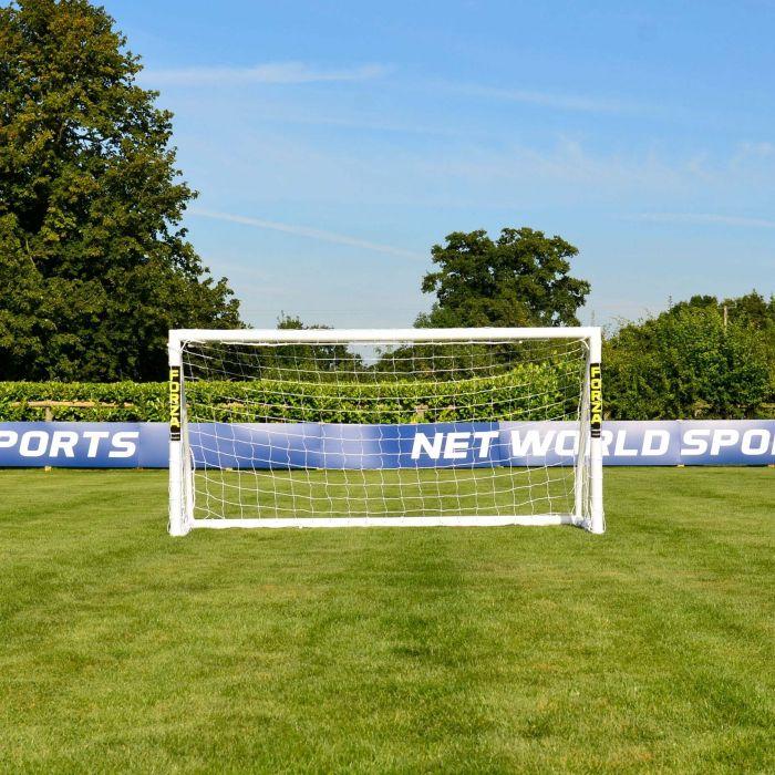 8 x 4 FORZA Match Football Goals | Training Football Goals