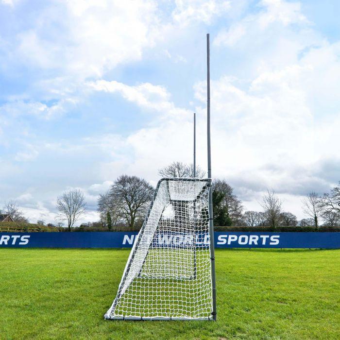 Steel 8 X 5 Goal Posts