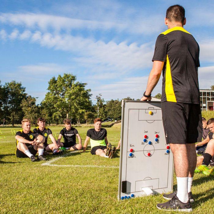Double-Sided 90cm x 60cm Coaching Board
