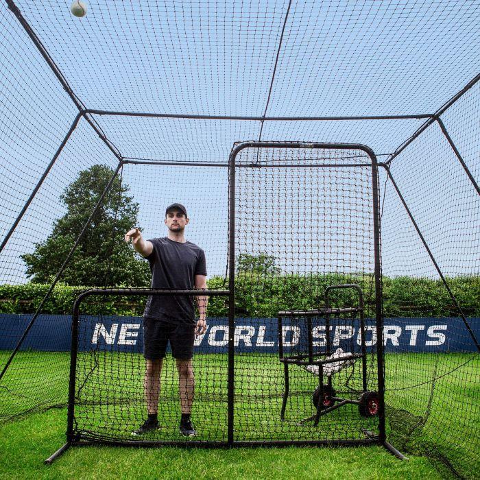 Steel Cricket Cage Frame
