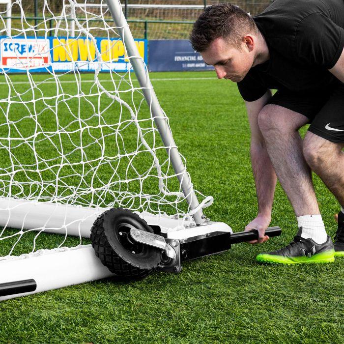 360° Football Goal Wheels