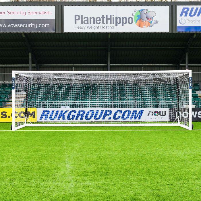 Portable 24 x 8 Box Soccer Goal