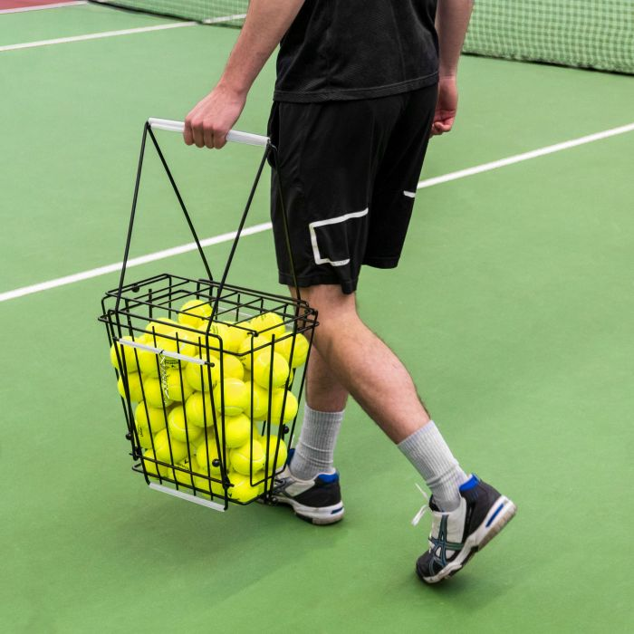 Easy Carry Tennis Ball Basket | Net World Sports