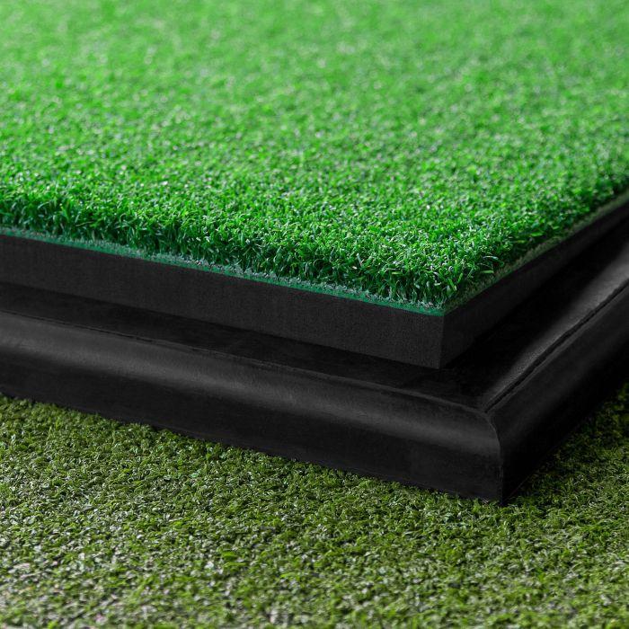 Heavy Duty Rubber Base For 5ft x 5ft Driving Range Golf Mats | Net World Sports