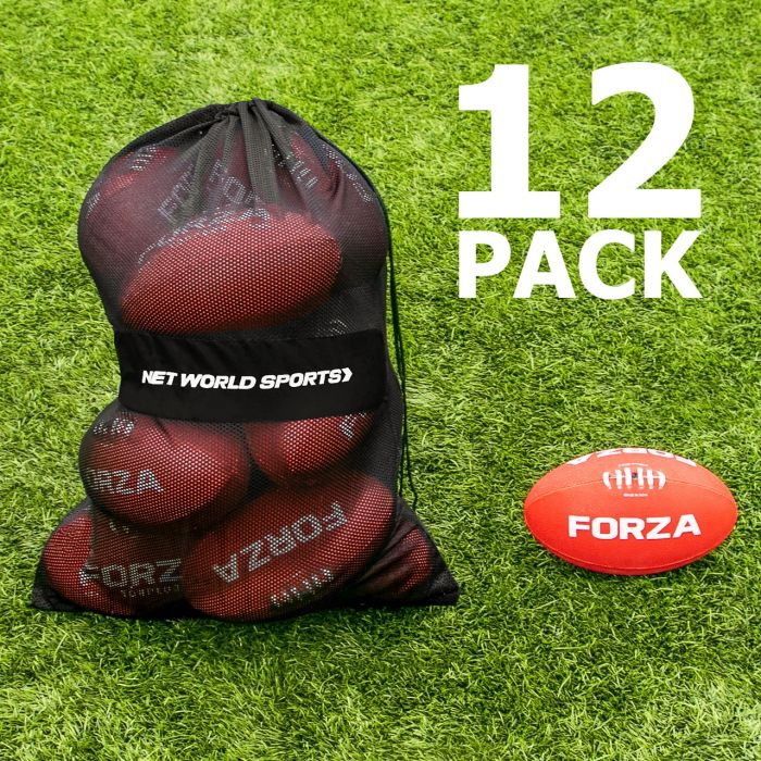 AFL Ball Pack of 12