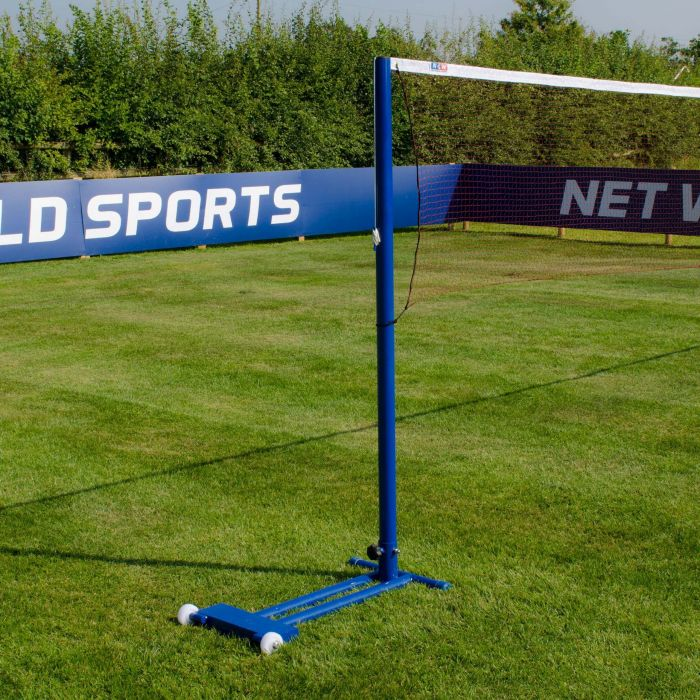 ProCourt Badminton Posts - Freestanding [42kg]