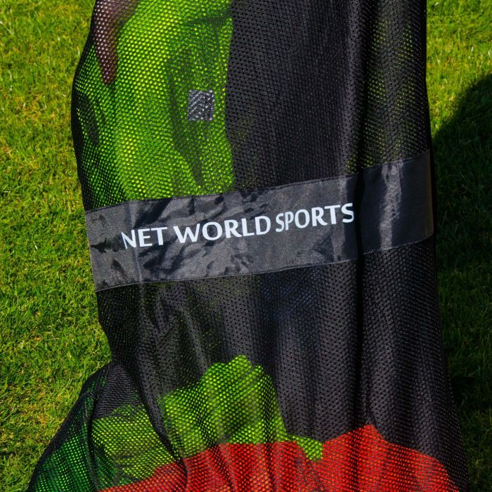 Heavy Duty Soccer Practice Vest Carry Bag