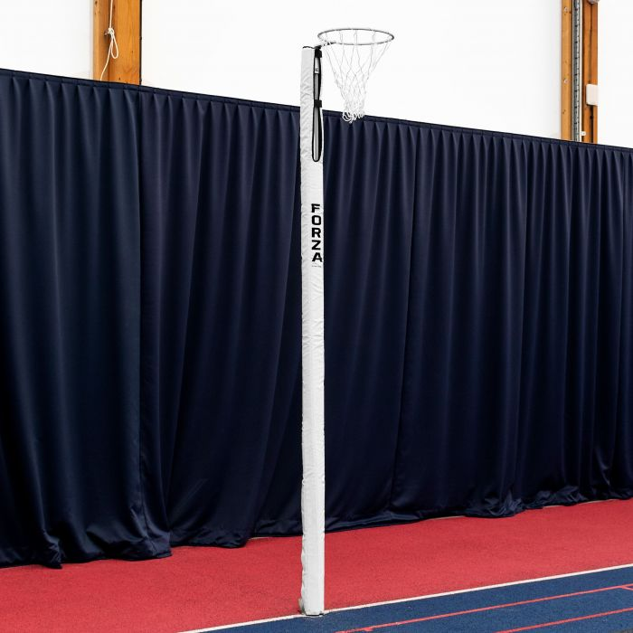 Socketed Netball Posts | Professional Netball Posts
