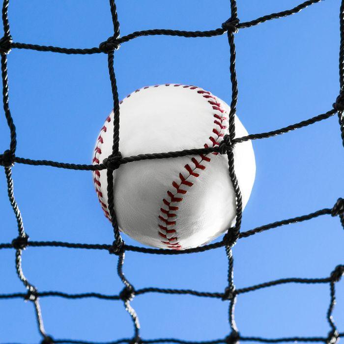 48mm Baseball Net Panels [Fully Edged]