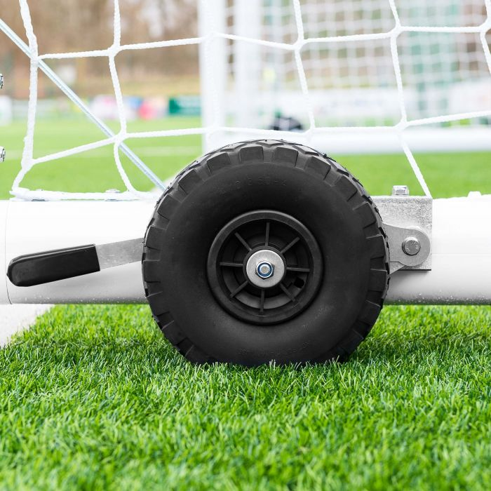 21 x 7 Portable Stadium Box Football Goal