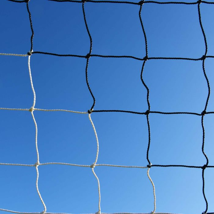 Black & White Football Nets