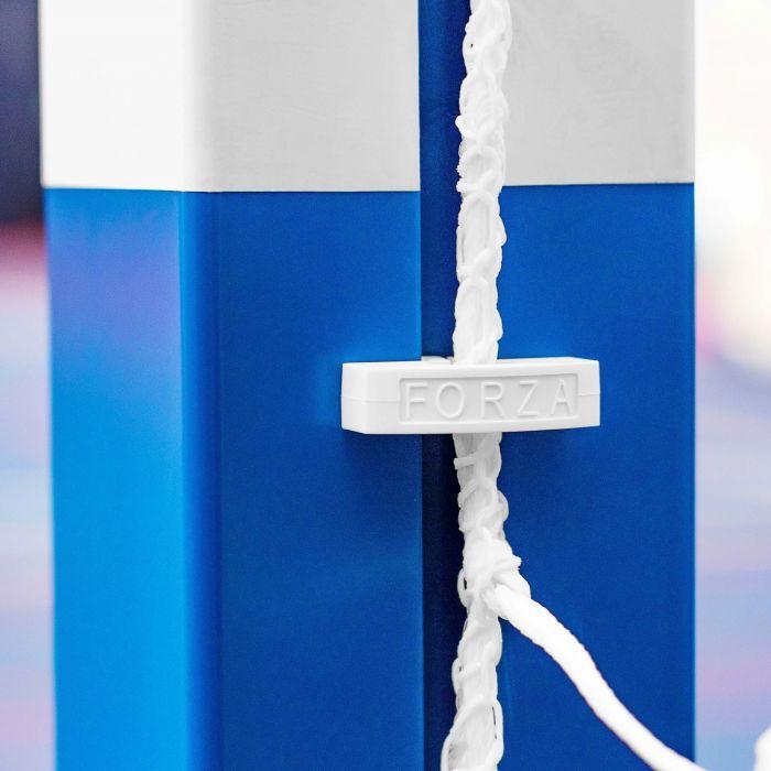 Blue And White Premium Handball Goals