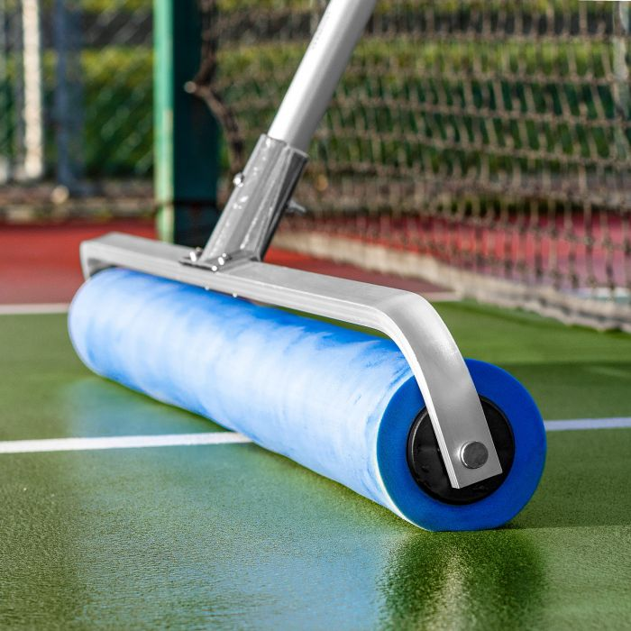 Blue PVA Foam Roller Squeegee For Baseball Pitches | Net World Sports