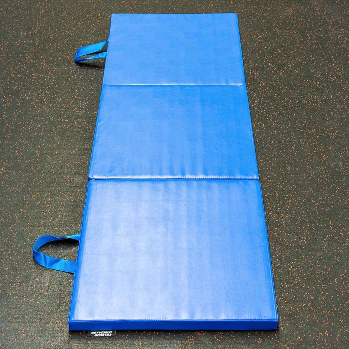 PU Leather Yoga Mat For Home And Gym Workouts