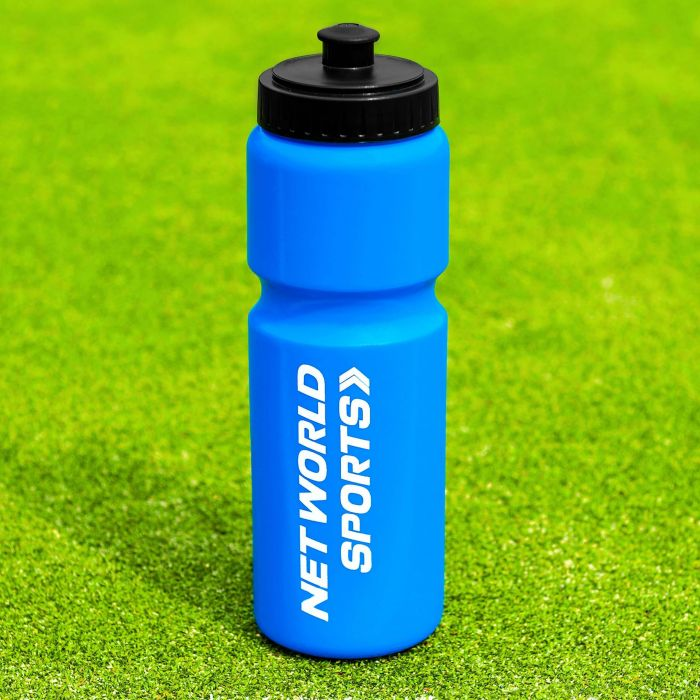 Blue Sports Bottle For Football Players