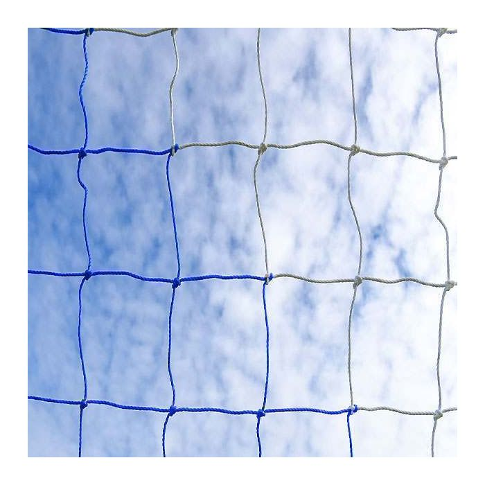 Blue & White Premier League Football Nets
