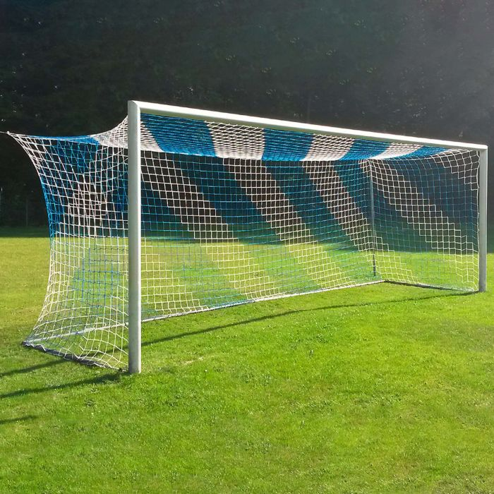 5mm Striped Stadium/Box Nets [3x Colour Options]