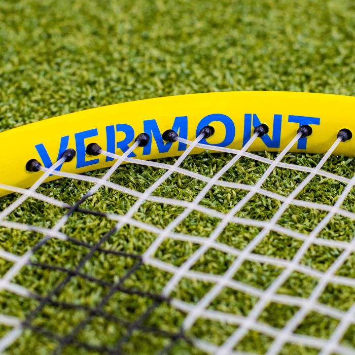 Blue & Yellow Vermont Colt Mini Tennis Racket | Net World Sports