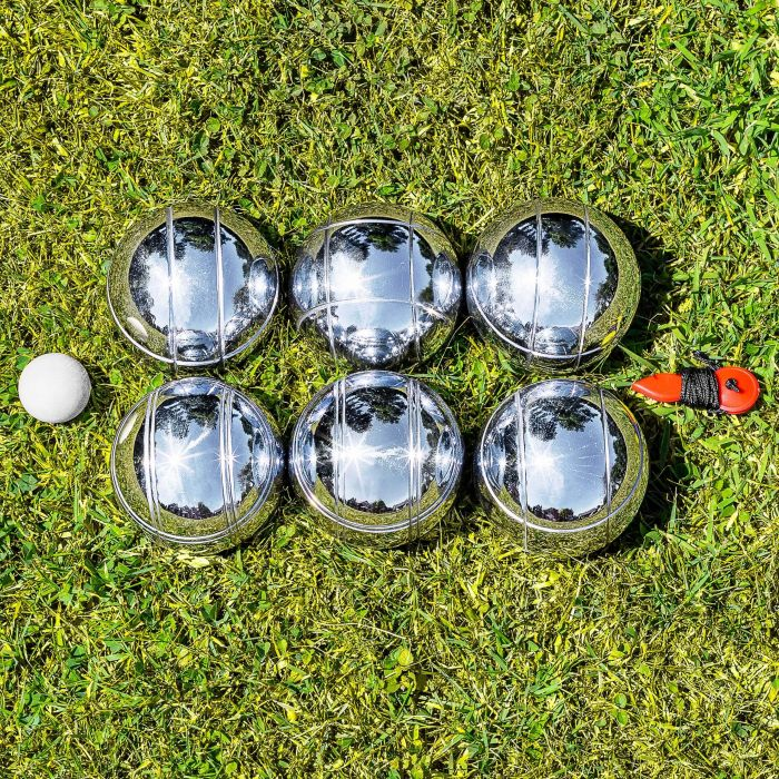 French Boules Set 6 Piece Boules Game