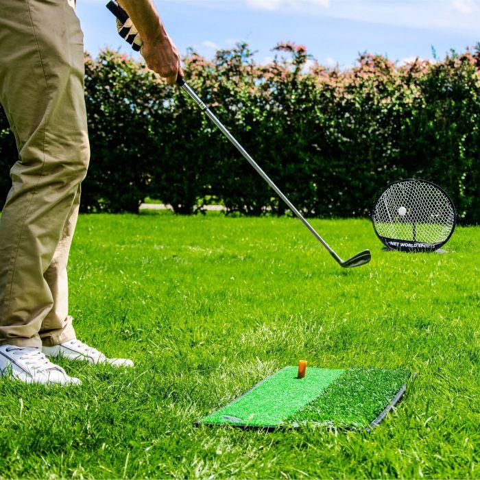 FORB Pop-Up Golf Net | Golf Practice Net | Net World Sports