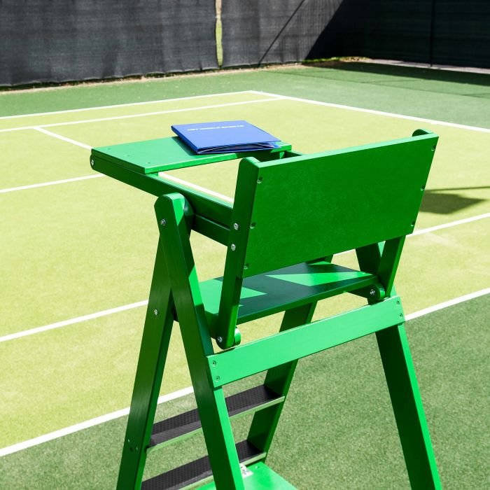 Traditional Wooden Badminton Umpires Chair | Net World Sports