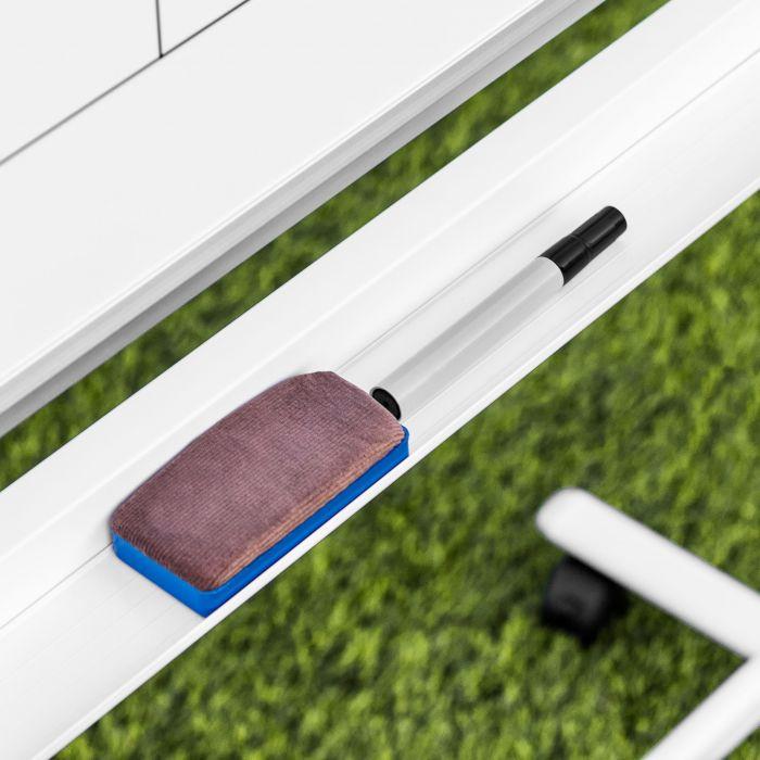 150cm x 120cm Dry Erase Tactics Board