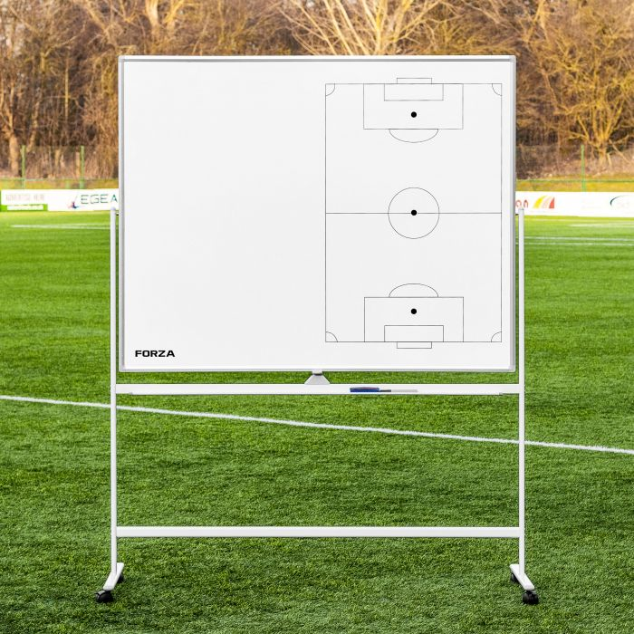 Reversible Dual-Sided Tactics Whiteboards