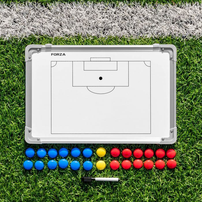Double-Sided Soccer Coaching Board