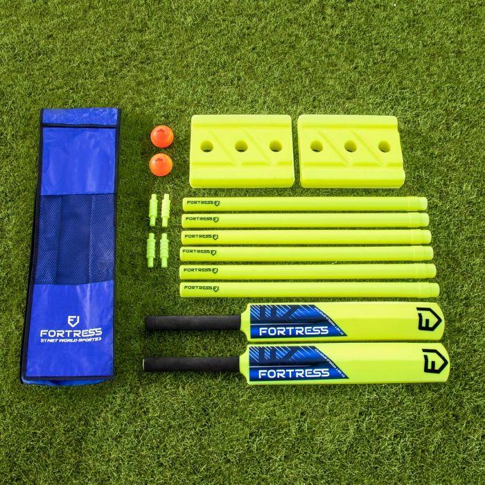 Complete Beach Garden Backyard Cricket Set | Net World Sports