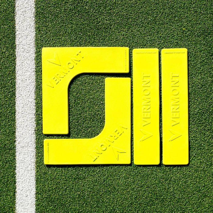 Pack of 16 Throwdown Marker Lines For Pickleball | Net World Sports