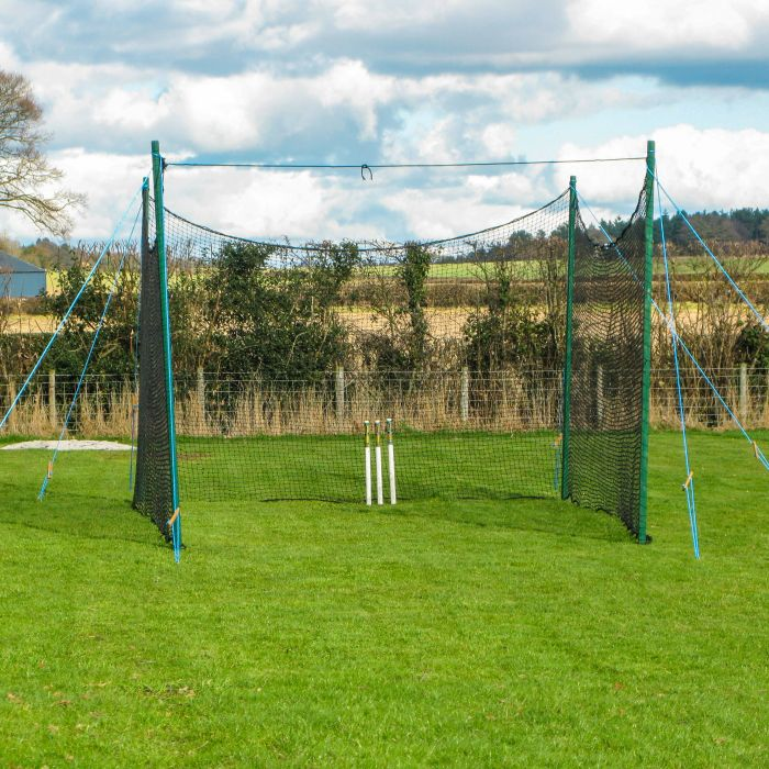 High-Quality Cricket Net For Bowling & Batting Practice | Net World Sports