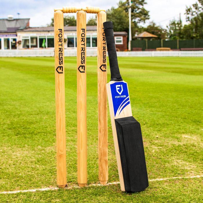 Cricket Training Bat With Foam Side | Net World Sports