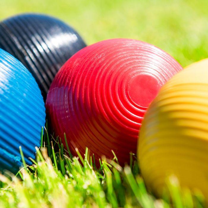 Garden and Senior Croquet Balls