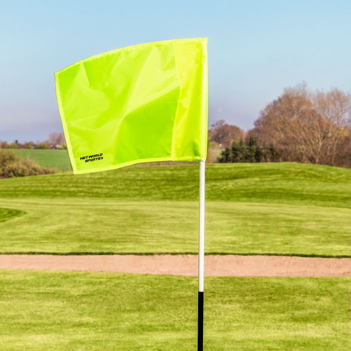 Golf Flags and Distance Markers - Yellow