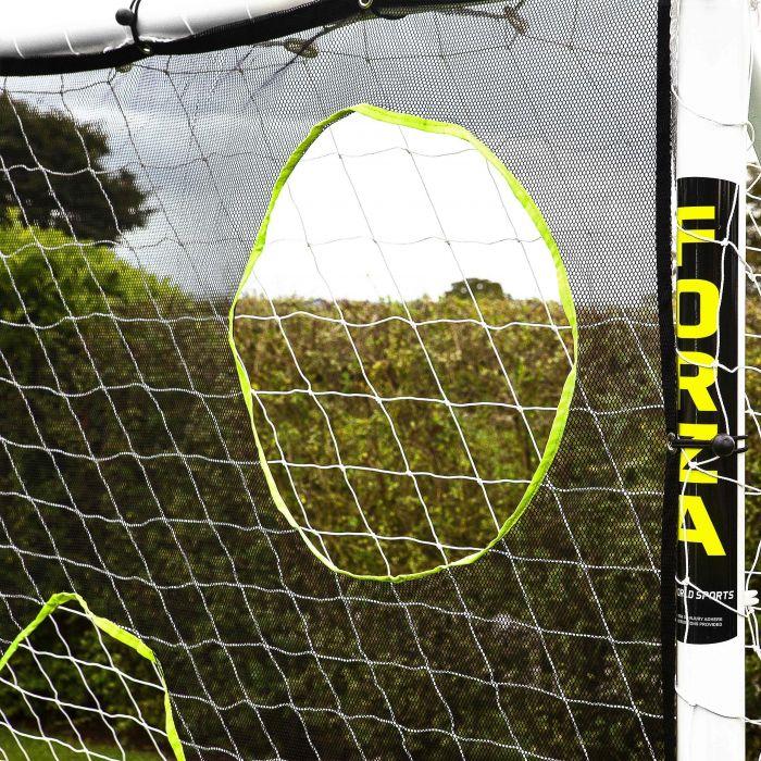 8 Handball Target Holes