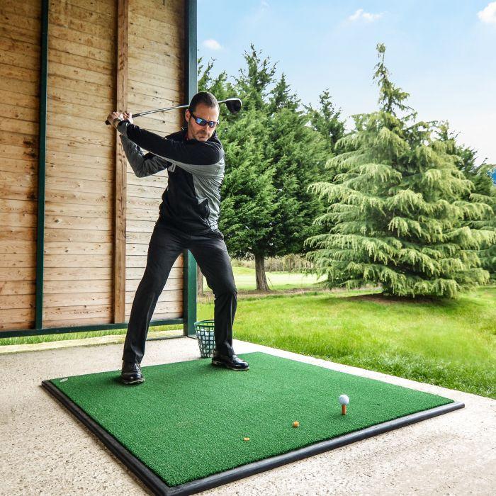 Professional Golf Practice Hitting Mat | Net World Sports