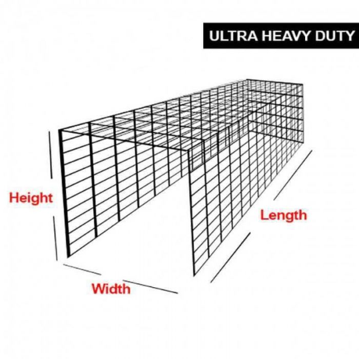 High Quality Drop-In Cricket Nets