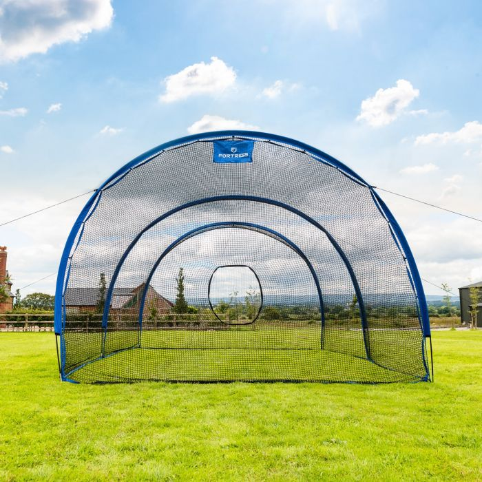 Cricket Batting Cage With Detachable Front Panel | Net World Sports