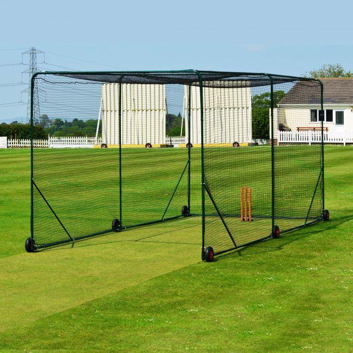 Batting & Pitching Training Equipment Baseball & Softball | Galvanized Steel Frame | Net World Sports