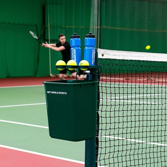Vermont Tennis Court Bin & Shelf | Net World Sports
