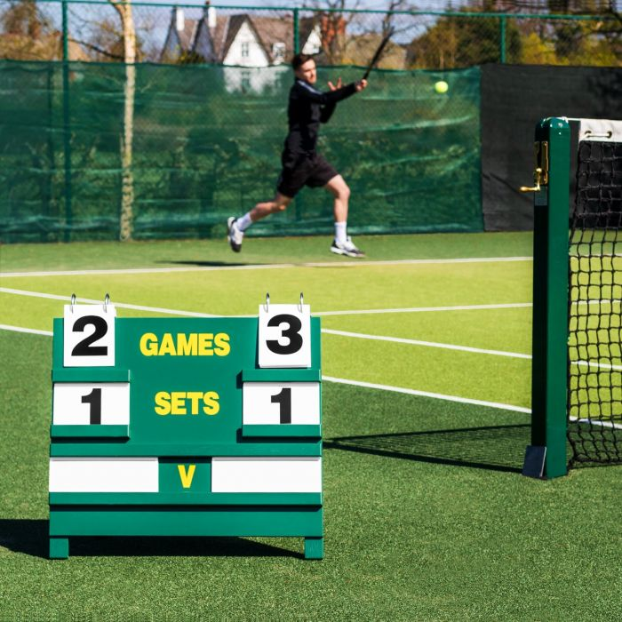 Tennis Scoreboards For All Tennis Court Surfaces | Net World Sports