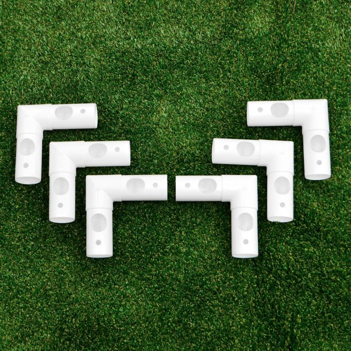 FORZA Football Goal Replacement Corner Pieces
