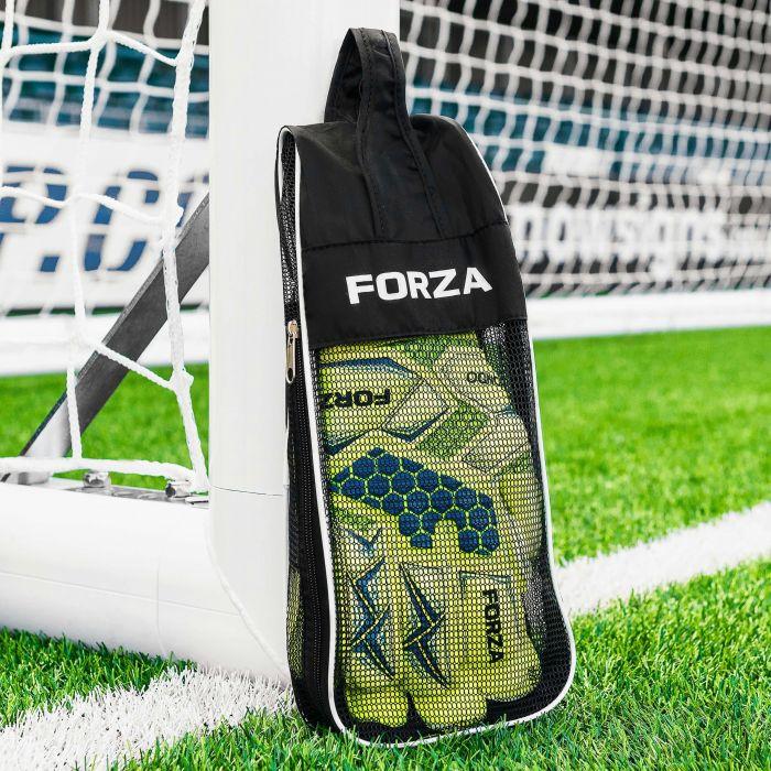 FORZA Mondo Goalkeeper Glove With Carry Bag