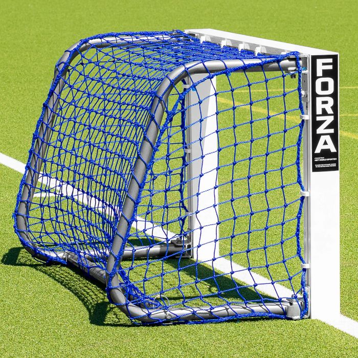 Foldable Hockey Target Goal With 4mm Netting