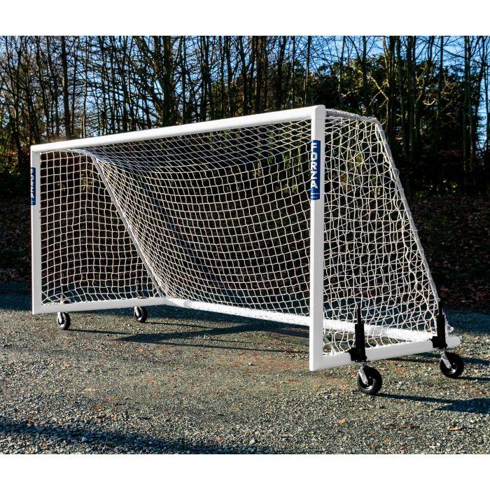 Lever Lift Goal Wheels For Football